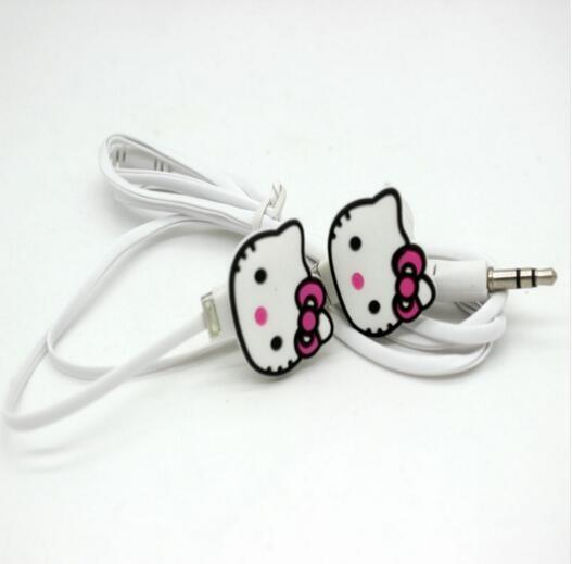 Fone de Ouvido Hello Kitty para Iphone e Android