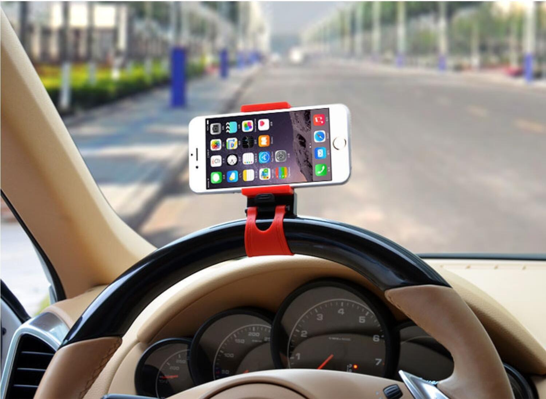Adaptador Universal de Smartphones para Volantes