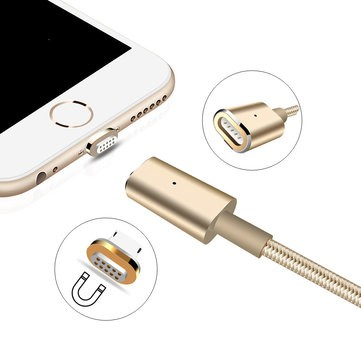 Cabo USB Magnetico para Iphone 5 5s 6 6s 7 plus