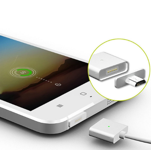 Cabo USB Magnetico para Android